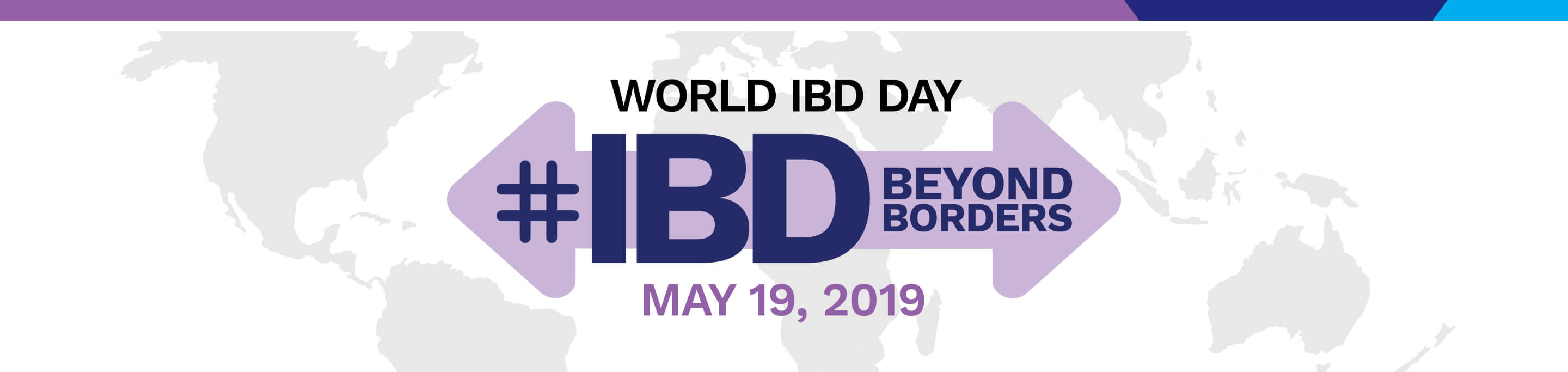 Crohn's & Colitis World IBD Day 2019
