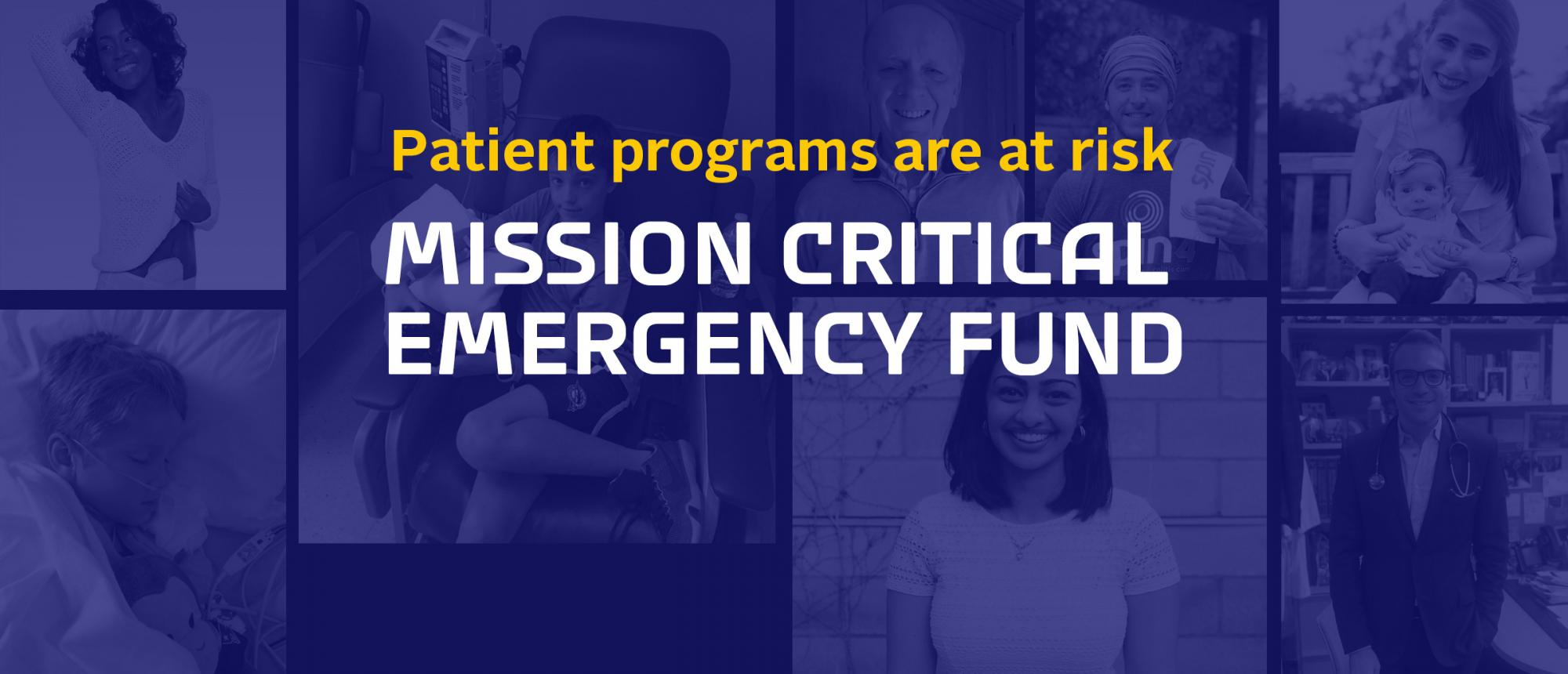 Crohn's & Colitis Foundation Mission Critical Emergency Fund