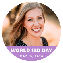 World IBD Day 2020 - social media frame