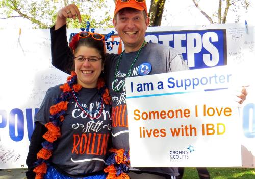Be part of the IBD Community