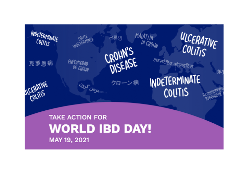 World IBD Day - May 19, 2021