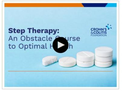 Step Therapy webcast