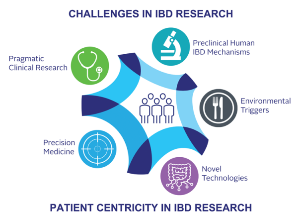 Challenges in IBD Research